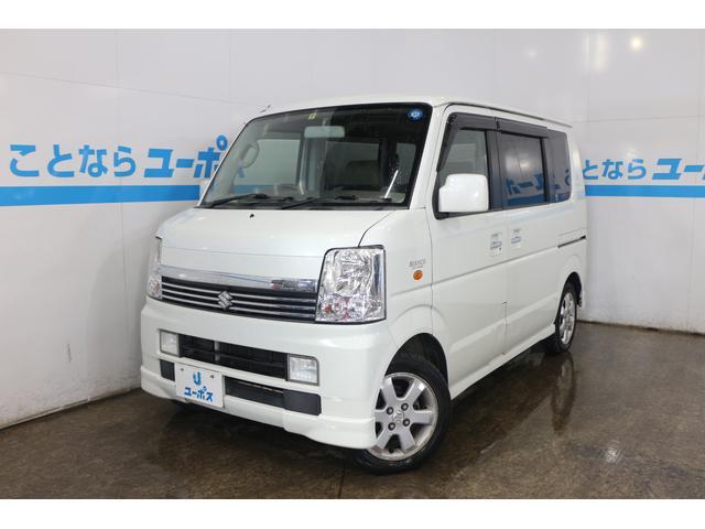 沖縄県の中古車ならエブリイワゴン PZターボスペシャル 現状販売車