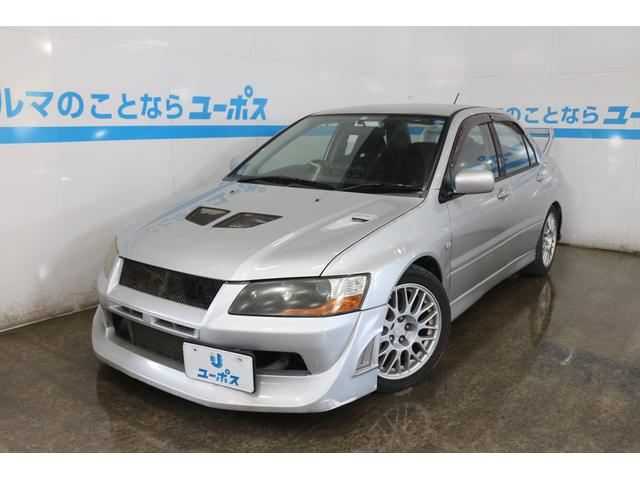沖縄県の中古車ならランサー GSRエボリューションVII 現状販売車 4連メーター