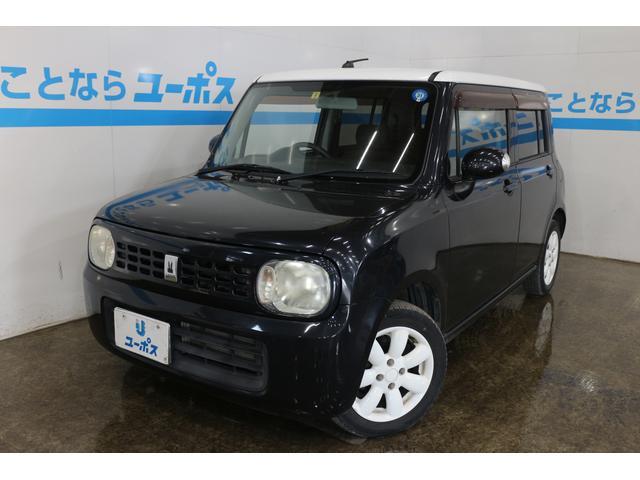 沖縄県の中古車ならアルトラパン X 現状販売車 スマートキー ツートーンカラー