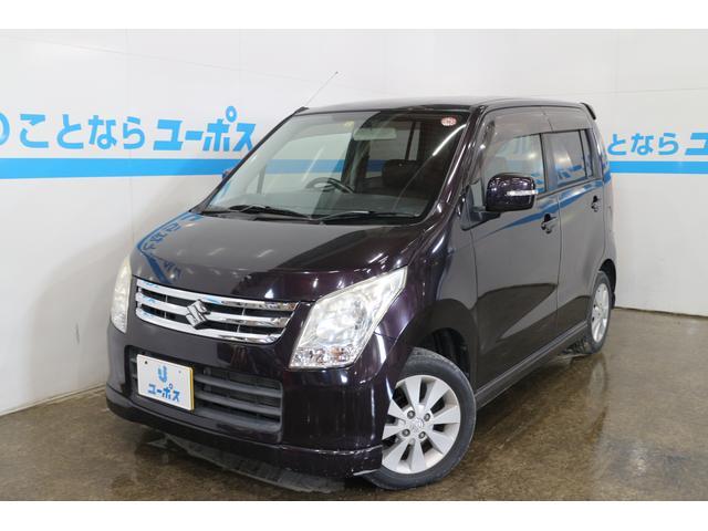 沖縄県島尻郡八重瀬町の中古車ならワゴンR FXリミテッドII 現状販売車 スマートキー 14インチAW