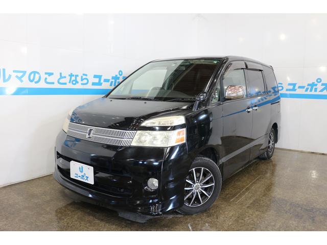 沖縄県の中古車ならヴォクシー Z 煌 現状販売車 両側パワースライドドア HDDナビ