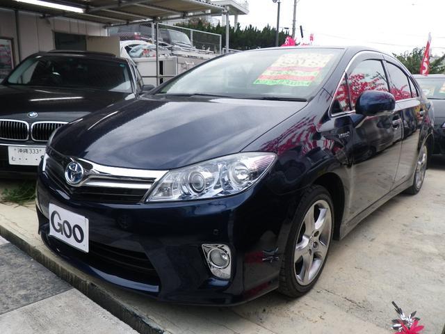 トヨタ S パワーシート HID