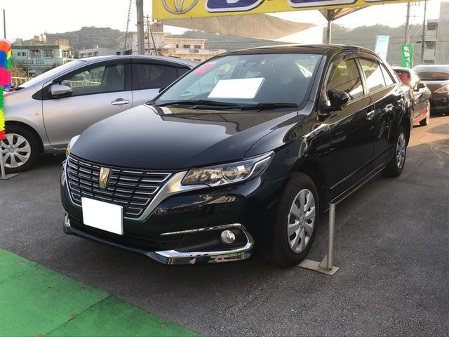 沖縄県の中古車ならプレミオ 1.5F Lパッケージ ドライブレコーダー ナビ TV