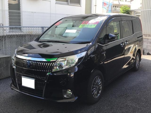 トヨタ ハイブリッドGi ナビTV 緊急ブレーキ ドライブレコーダー