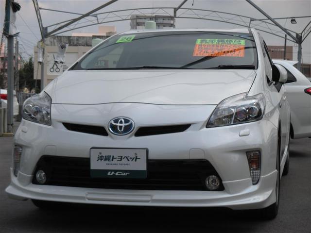 沖縄県の中古車ならプリウス S ツーリング