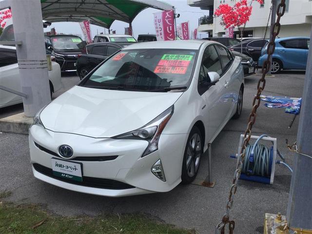 沖縄県の中古車ならプリウス Aツーリングセレクション
