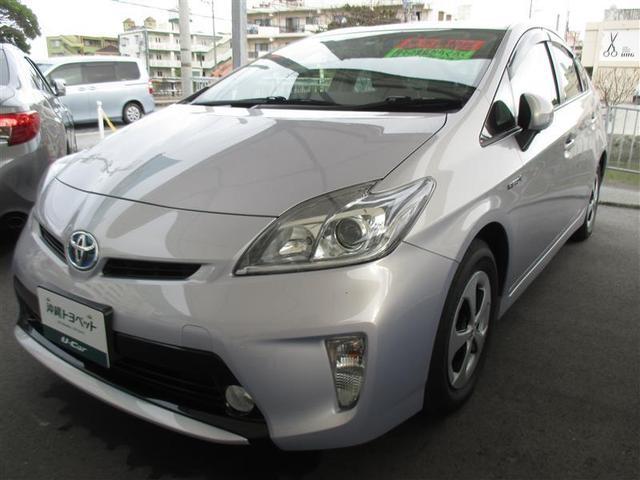 沖縄県の中古車ならプリウス G