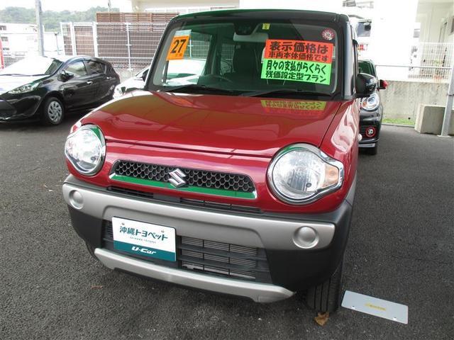 沖縄県の中古車ならハスラー HV G