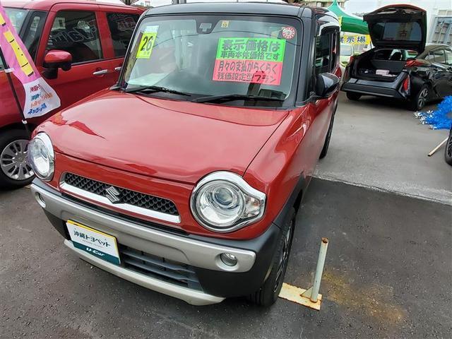 沖縄県那覇市の中古車ならハスラー X