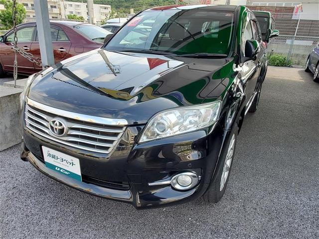 沖縄県の中古車ならヴァンガード 240S Sパッケージ