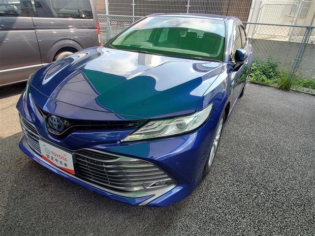 沖縄県の中古車ならカムリ HV G