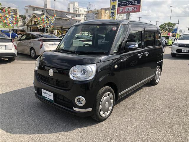 沖縄県の中古車ならムーヴキャンバス G メイクアップ