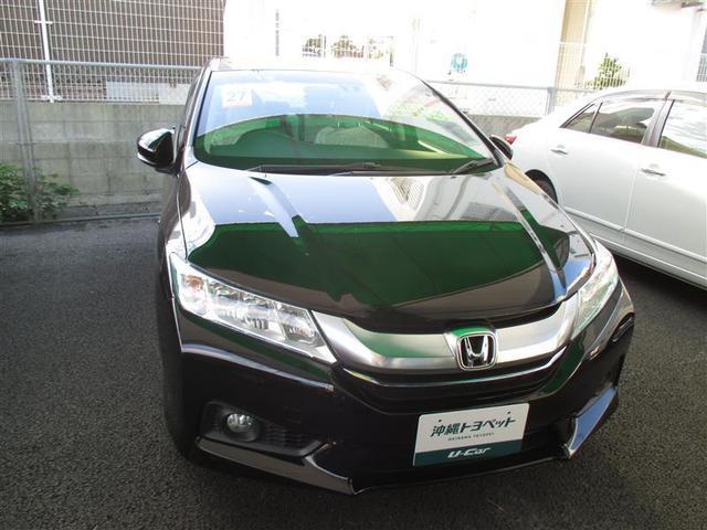 沖縄の中古車 ホンダ グレイス 車両価格 149万円 リ済別 2015(平成27)年 1.7万km クロ