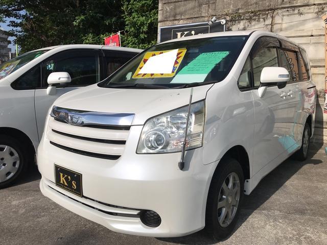 沖縄県の中古車ならノア X Lセレクション