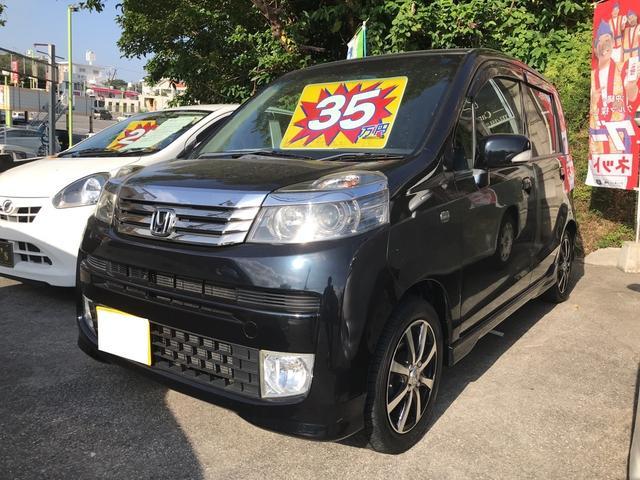 沖縄市 Car inspection's K's ホンダ ライフ  ナイトホークブラックパール 2.6万km 2011(平成23)年