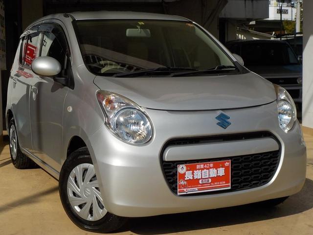 スズキ ECO-S 本土中古車・アイドリングストップ・CD・ETC