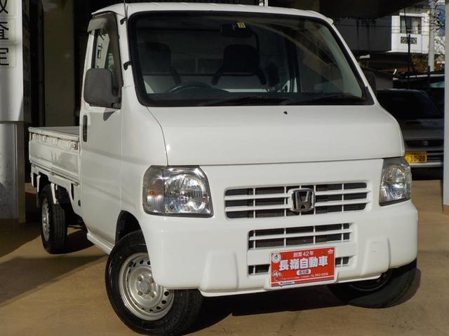 沖縄県の中古車ならアクティトラック アタック エアコン・パワステ・タイヤ4本新品