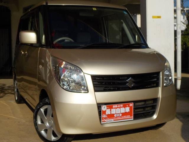 沖縄の中古車 スズキ パレット 車両価格 42万円 リ済込 2008(平成20)年 9.2万km ゴールド