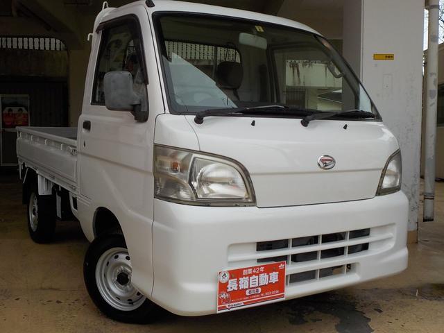 沖縄県の中古車ならハイゼットトラック パワステ・エアコン