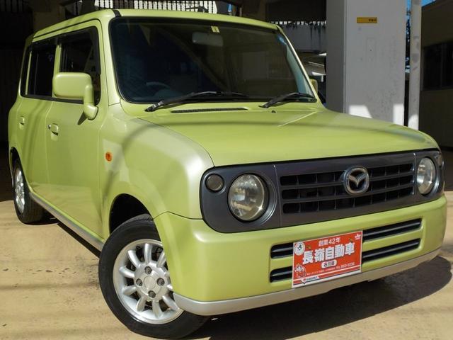沖縄の中古車 マツダ スピアーノ 車両価格 15万円 リ済込 2006(平成18)年 13.1万km グリーンM