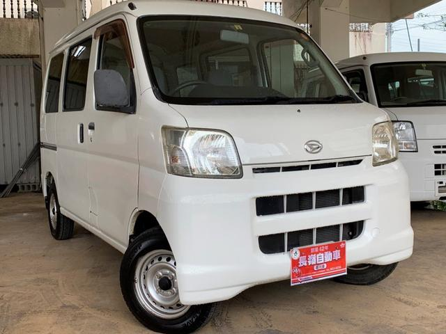 ダイハツ DX 本土中古車・パワステ・エアコン