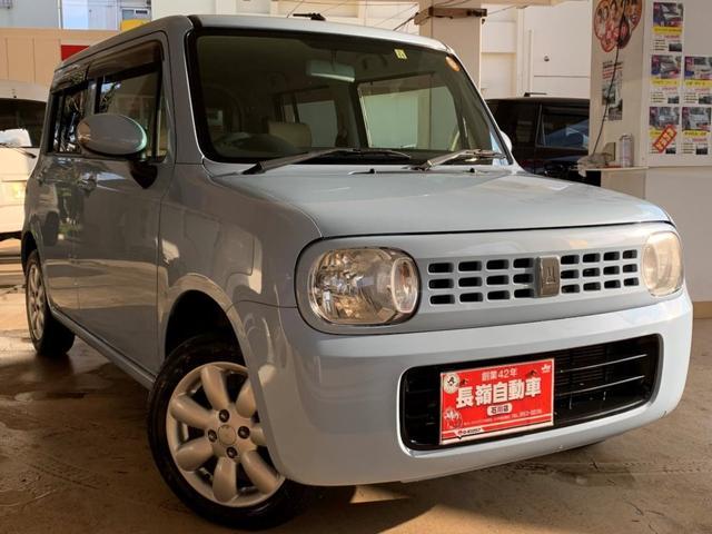 沖縄県の中古車ならアルトラパン X 本土中古車・プッシュスタート・スマートキー