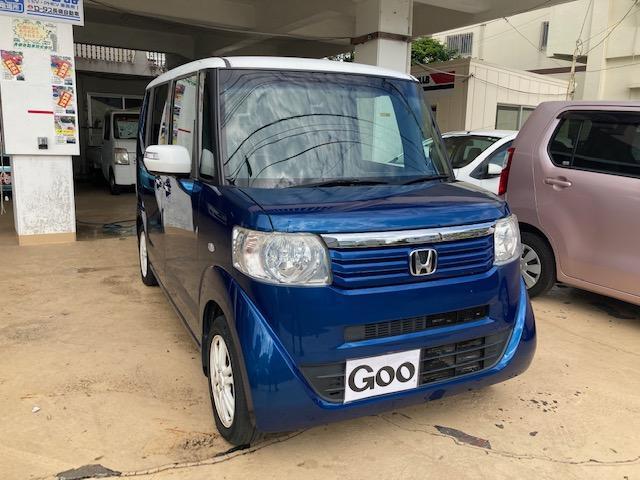 沖縄県の中古車ならN-BOX+ G ターボSSパッケージ