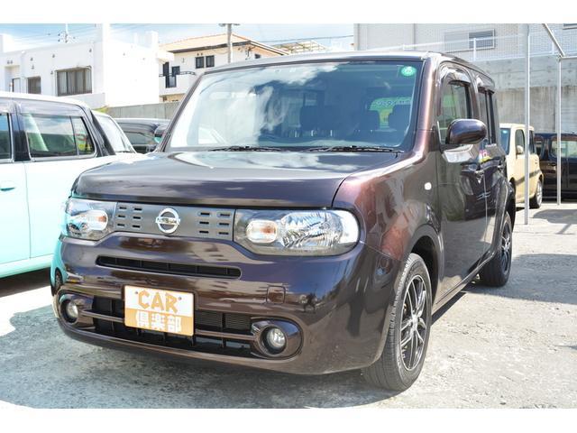 日産 15X Vセレクション・本土中古車