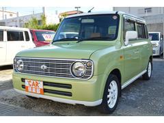 沖縄の中古車 スズキ アルトラパン 車両価格 37万円 リ済込 平成18年 7.4万K Lグリーン2トン