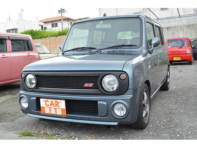 沖縄県の中古車ならアルトラパン SSターボ・5MT・本土中古車