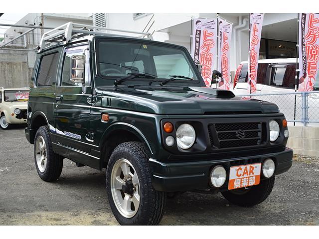 沖縄県の中古車ならジムニー ランドベンチャー・AT車・新品タイヤ交換・本土中古車