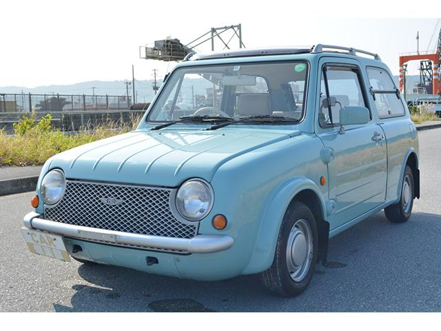 沖縄県の中古車ならパオ キャンバストップ電動・本土中古車