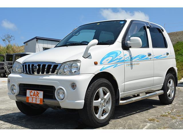 沖縄県の中古車ならテリオスキッド L・本土中古車