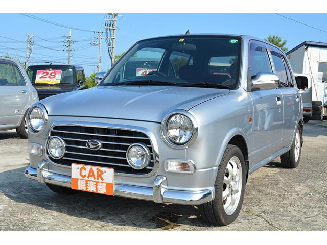 沖縄県島尻郡南風原町の中古車ならミラジーノ ミニライトスペシャル 最終後期モデル本土中古車