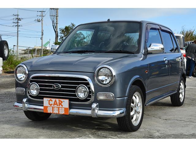 沖縄の中古車 ダイハツ ミラジーノ 車両価格 41万円 リ済込 2003(平成15)年 9.7万km ガンM