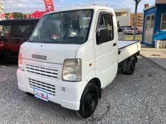 沖縄の中古車 スズキ キャリイトラック 車両価格 52万円 リ済込 平成20年 7.1万K