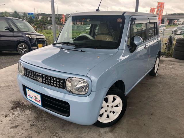 沖縄県の中古車ならアルトラパン XL ツートンカラー