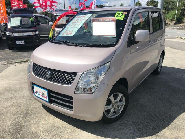 沖縄県の中古車ならワゴンR FX フルセグTV