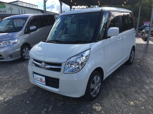 沖縄県の中古車ならパレット T ターボ 新品タイヤ 電動スライドドア 前後ドラレコ