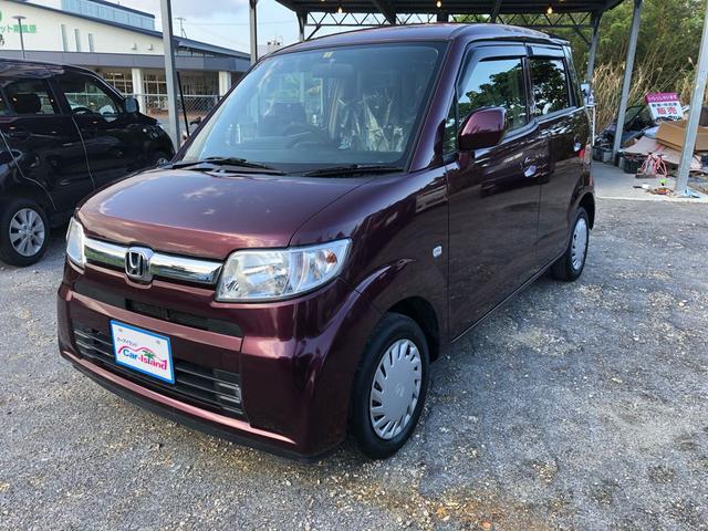 沖縄の中古車 ホンダ ゼスト 車両価格 32万円 リ済込 2009(平成21)年 8.7万km パープルII