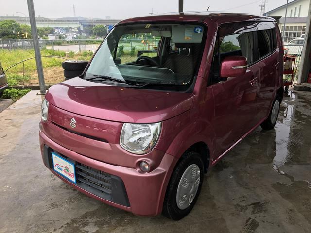 沖縄県の中古車ならMRワゴン X フルセグTVナビ スマートキー フォグランプ