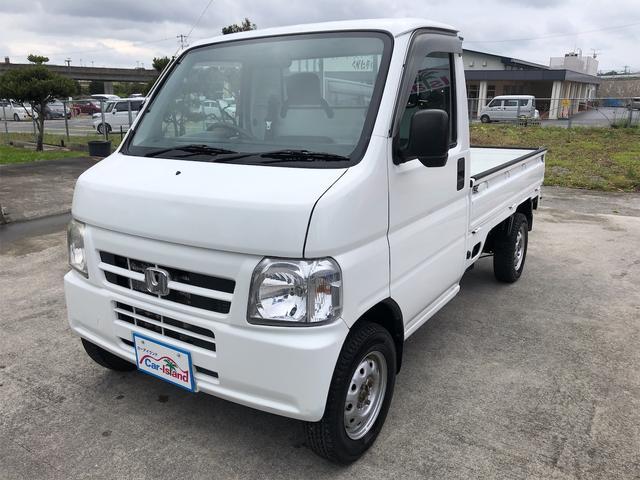 沖縄県島尻郡南風原町の中古車ならアクティトラック SDX 4WD 5MT センターエンジン エアコン無し 車検整備付