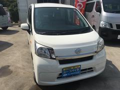 沖縄の中古車 ダイハツ ムーヴ 車両価格 44.8万円 リ済込 平成25年 8.1万K ホワイト