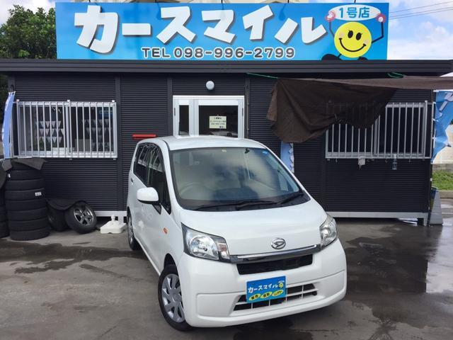 沖縄県の中古車ならムーヴ L SA スマートアシスト エコアイドル