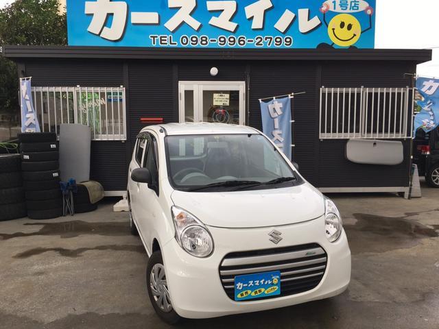 沖縄県の中古車ならアルトエコ ECO-L  アイドリングストップ キーレス ETC