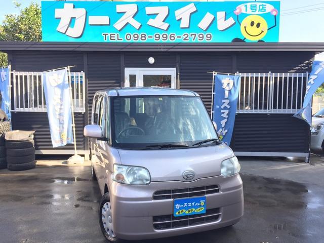 沖縄県糸満市の中古車ならタント Xスペシャル 本土車 スライドドア キーレス
