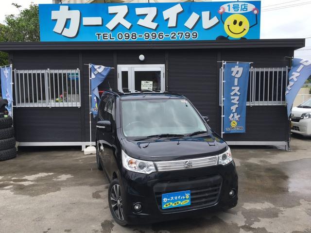 沖縄県糸満市の中古車ならワゴンRスティングレー T