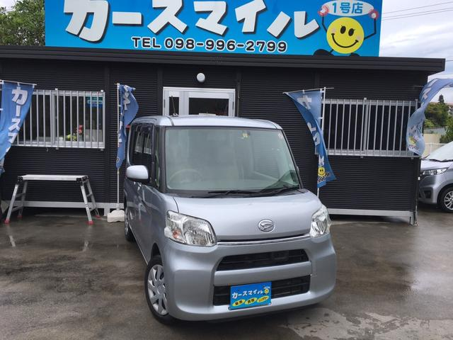 沖縄県糸満市の中古車ならタント L SA