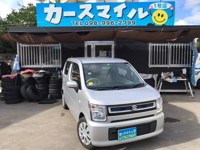 沖縄県糸満市の中古車ならワゴンR FA