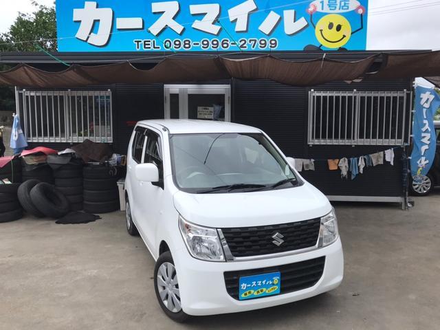 沖縄県の中古車ならワゴンR FX キーレス アイドリングストップ